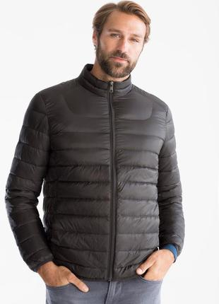 Фирменный деми пуховик, куртка c&a германия p.s,m,l