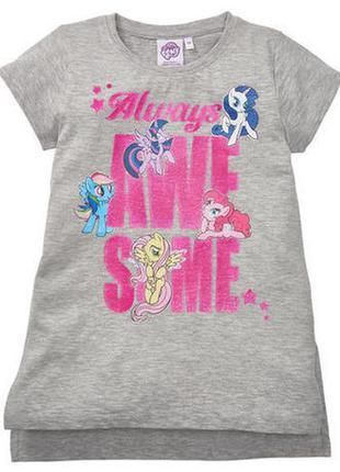 Футболочка my little pony