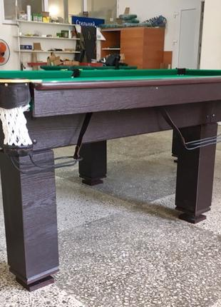 Бильярдный стол галант для пирамиды/пула от производителя