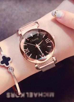 Starry Sky Watch - эксклюзивные женские часы в наборе с браслетам