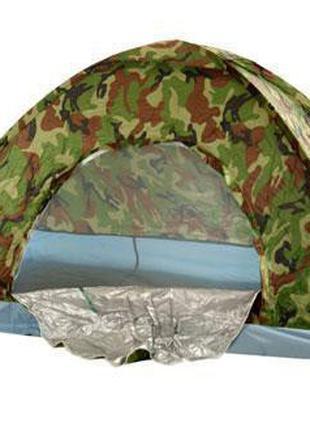 Распродажа!!! Двух местная палатка для похода! Очень компактная!