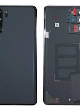 Задняя крышка стекло Huawei P30 Pro VOG-L29 black 02352PBU ориг