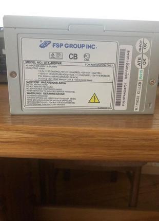 Блок питания FSP Group 400W