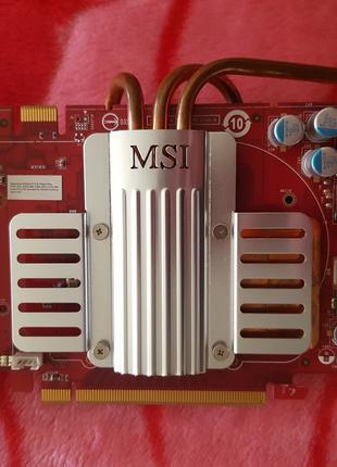 Видеокарта MSI 8600 GTS
