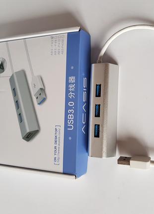 USB hub хаб USB 3.0