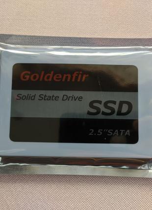 SSD 256 gb sata Goldenfir