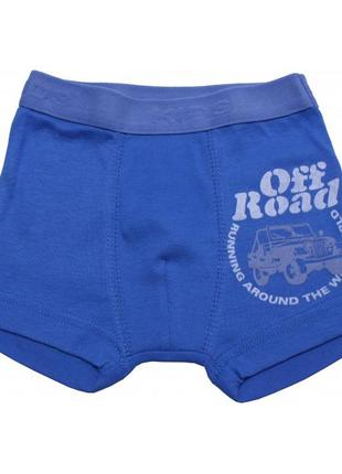 Трусы для мальчика боксеры 1064-55 широкий размерный ряд