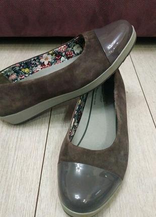 Туфли Hotter рр 40-41