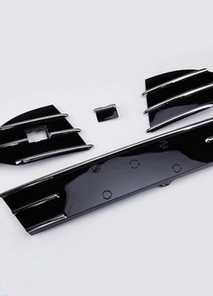 Накладки бампера переднего для Ford KugaMK2/Escape Titanium/Titan