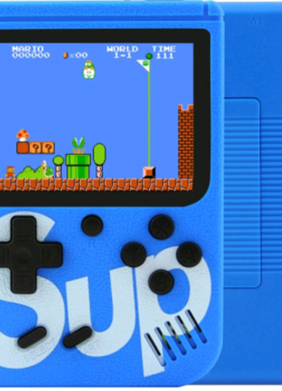 Ретро игровая приставка (Игровая консоль) Game Box sup 400 игр в