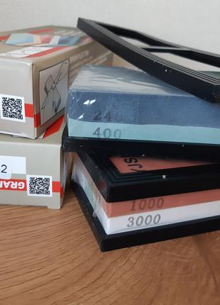 Камень Точильный 6262 для ножей (240/400 )-(1000/3000 GRIT)