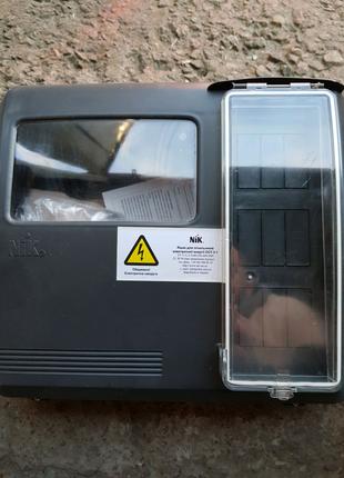 Ящик для электросчётчиков NIK DOT 3-1 IP54