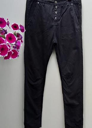 Чоловічі брюки на кнопках розмір наш 44 ( у-87)
