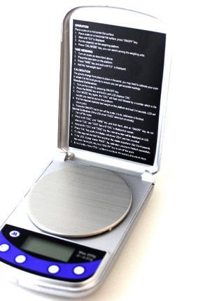 Весы карманные 300g 0.01g ювелирные ML-A02