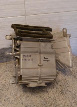 mazda 323 f (BA) печка с радиатором