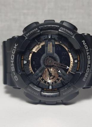 Часы casio g-shock ga-110rg оригинал