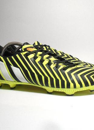 Футбольные бутсы adidas absolado оригинал, размер 44  (бампы)