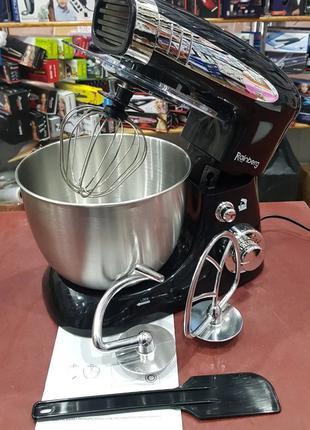 Кухонный комбайн. Тестомес Stand Mixer Rainberg RB 8081 3200Вт