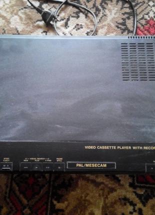 VHS видеоплеер HITACHI VT-P60 кассетный видео плеер Japan
