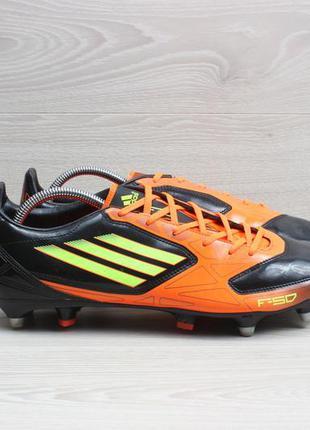 Футбольные бутсы гибриды adidas f10 оригинал, размер 46 - 47