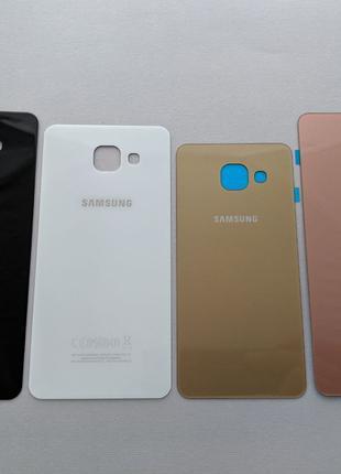 Samsung Galaxy a3 a5 a7 (2016) задняя крышка стекло a310 a510 зад