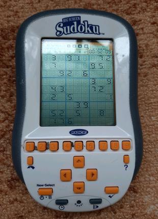 Электронная игра Судоку Sudoku