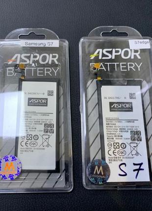 Samsung Galaxy S7 S6 S5 / S6 S7 Edge аккумулятор АКБ батарея s...