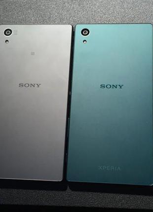 Sony Xperia Z5 задняя крышка стекло E6653 E6683 E6603 E6633 ск...