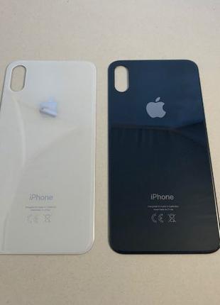 Apple iPhone X заднее стекло на замену крышка зад OEM x 10 НОВЫЕ