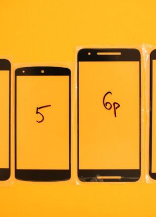 Nexus 6p 6 5X 5 / LG G7 G6 G4 / Pixel 2 3 3a XL стекла экрана,...
