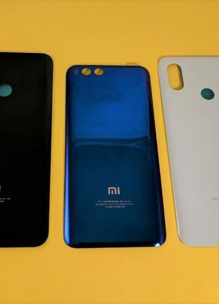 Xiaomi Mi 6 / Mi 8 / Mi 9 задняя крышка стекло сервисная mi6 m...