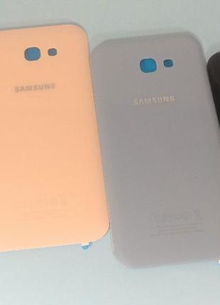 Samsung Galaxy a7 a5 a3 (2017) задняя крышка a720 a520 a320 ст...