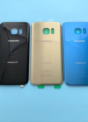 Samsung Galaxy S7 задняя крышка стекло зад G930 сервисная s7 A...