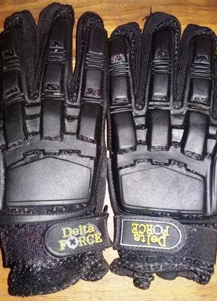 Тактические перчатки deita force
