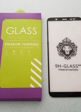 Samsung Galaxy J8 J6+ J6 J4+ J4 стекло защитное 5D PRO+ j8 j6 ...