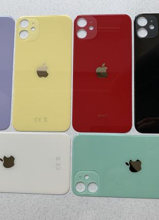 Apple IPhone 11 Заднее Стекло На Замену Крышка Зад OEM Скло