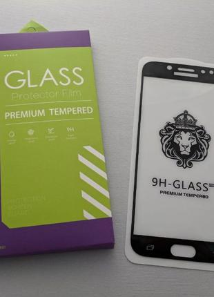 Samsung Galaxy j7 2017 / j5 2017 / j3 2017 стекло защитное ПОЛ...