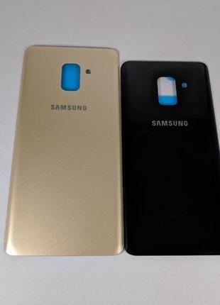 Samsung Galaxy A8+ / A8 2018 задняя крышка A530 A730 стекло за...