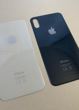 Apple iPhone X задняя крышка на замену стекло зад OEM x 10 НОВЫЕ