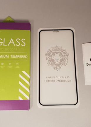 Apple iPhone 11 / 11 Pro / 11 Pro Max стекло защитное 5D ПОЛНО...
