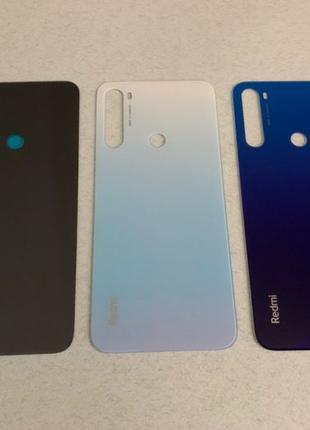 Xiaomi Redmi Note 8T задняя крышка стекло 8t новая зад скло 8 ...