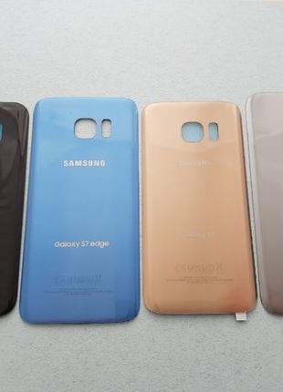 Samsung Galaxy S7 / S7 Edge задняя крышка G930 G935 s7 стекло ...
