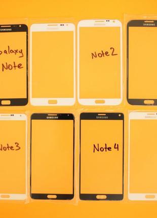 Samsung Galaxy Note 4 / Note 3 / Note стекло экрана / дисплея ...