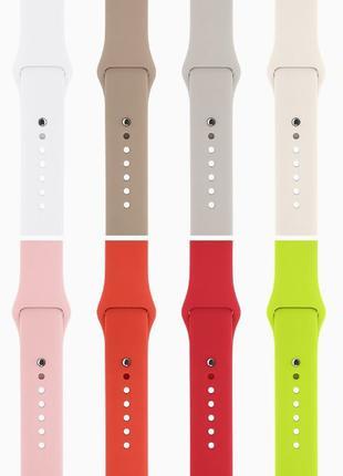 Apple Watch ремешок Sport Band 38mm / 42mm ремешки в наличии 4...