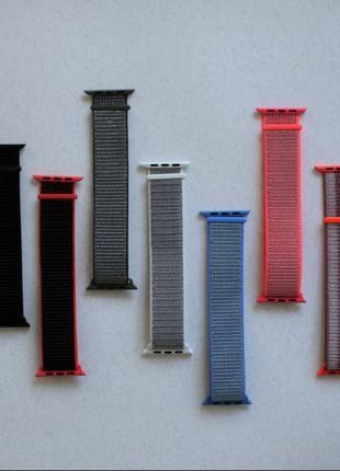 Apple Watch ремешки SPORT LOOP нейлоновый ремешок 38 / 42 mm в...