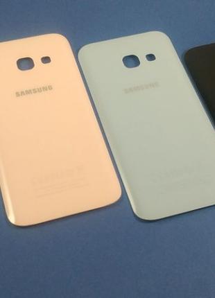 Samsung Galaxy a3 a5 a7 (2017) A320 A520 A720 задняя крышка ст...