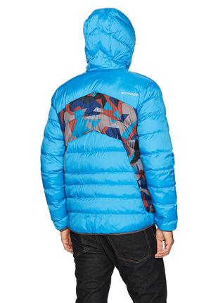 Куртка-пуховик Spyder Geared Hoody Synthetic Down Jacket