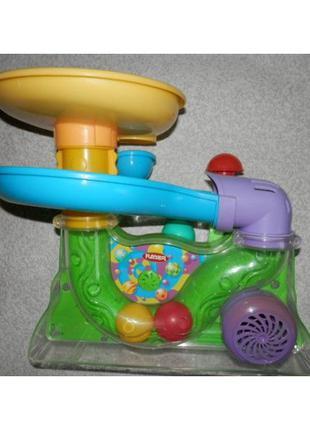 Игрушка воздушный фонтан Втеч , музыкальная, развивающая .