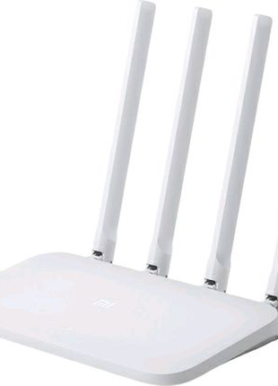 Роутер Xiaomi Mi WiFi Router 4C Global, Wi-Fi 802.11a/b/g/n