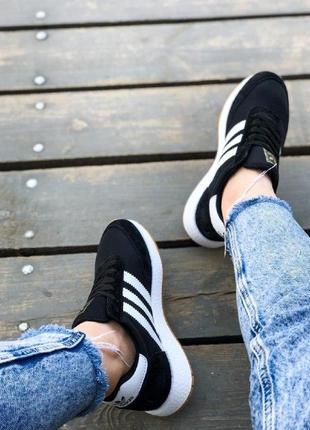 Кроссовки adidas iniki runner boost black
